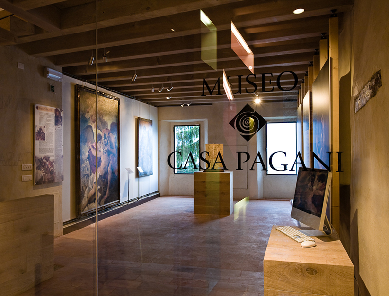 Metis Lighting Casa Pagani Museum lighting design THUMB