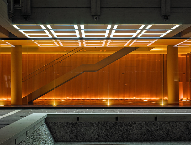 Metis Lighting Corporate GSK Headquarters Verona lightingdesign THUMB
