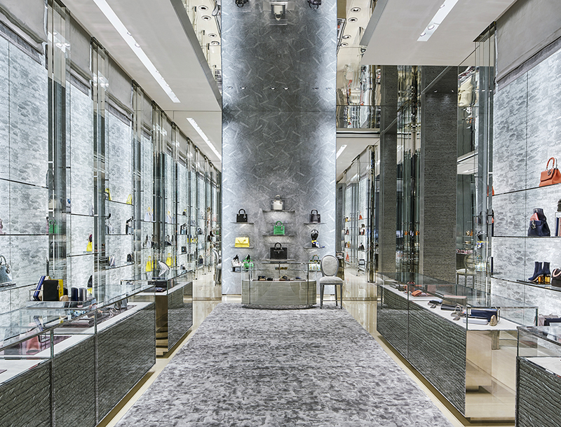 Metis Lighting Dior Chinaworld Beijing Retail Lightingdesign THUMB