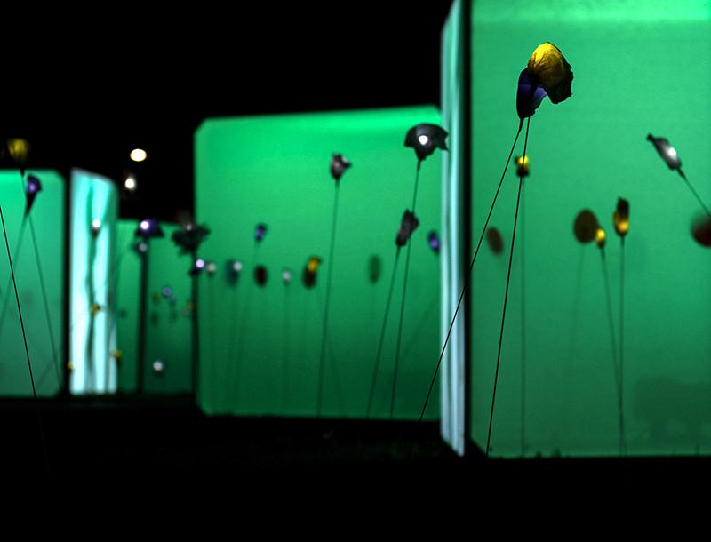 Metis Lighting Il Giardino che non ce Via Padova e il meglio di Milano Exhibition Outdoor Lightingdesign THUMB