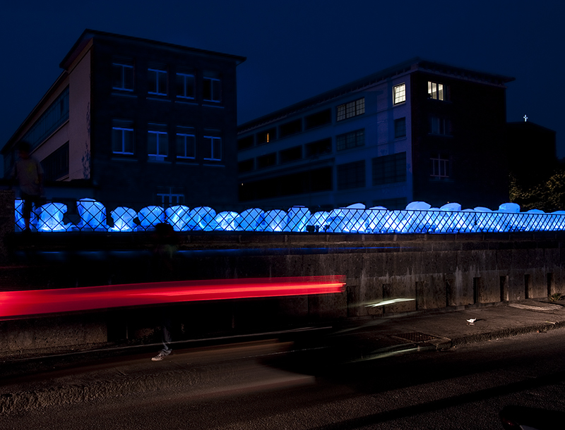 Metis Lighting Jellyfish Invasion Via Padova e il meglio di Milano Exhibition Outdoor Lightingdesign THUMB